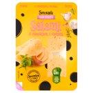 Serenada Ser żółty Salami z czosnkiem i ziołami 135 g