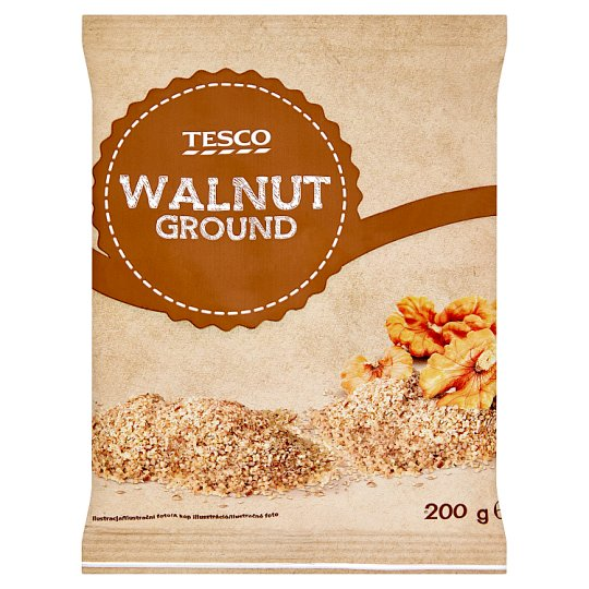 Tesco Ground Walnut 200 g