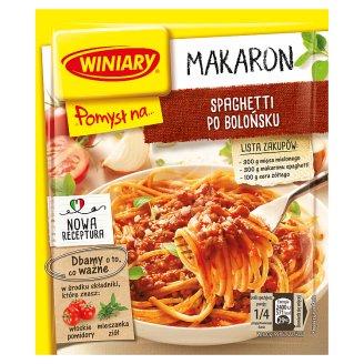 Winiary Pomysł na... Spaghetti Bolognese 44 g