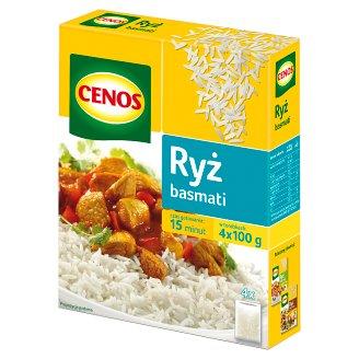 Cenos Ryż basmati 400 g (4 torebki)