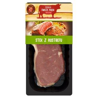 Tesco Stek z rostbefu 200 g