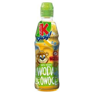 Kubuś Play! Napój owocowy woda i owoce jabłko cytryna 400 ml