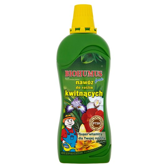 Biohumus forte Flowering Plants Fertilizer 750 ml
