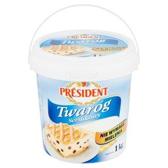 Président Cottage Cheese 1 kg