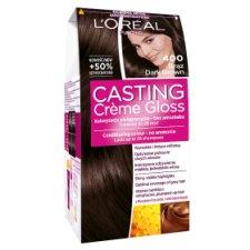 L'Oreal Paris Casting Creme Gloss Farba do włosów 400 brąz