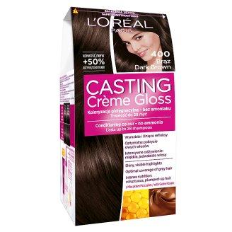 L'Oreal Paris Casting Creme Gloss 400 Dark Brown Coloring Cream