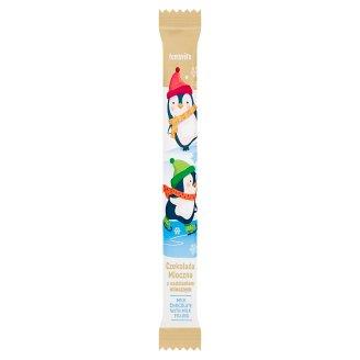 Terravita Choco Stick Czekolada mleczna z nadzieniem mlecznym 31 g