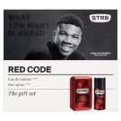 STR8 Red Code Cosmetics Set