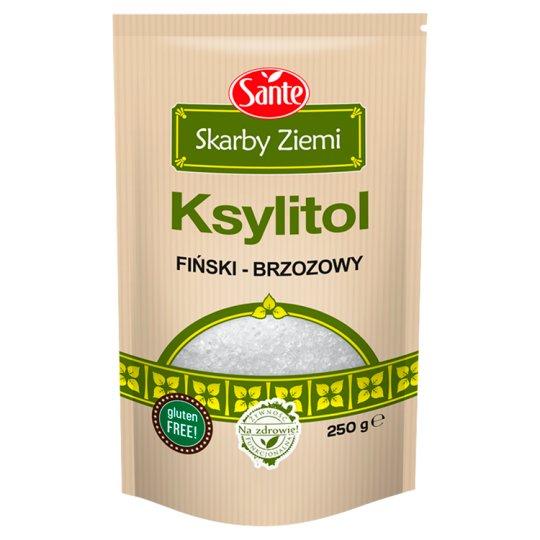 Sante Skarby Ziemi Finnish-Birch Xylitol 250 g