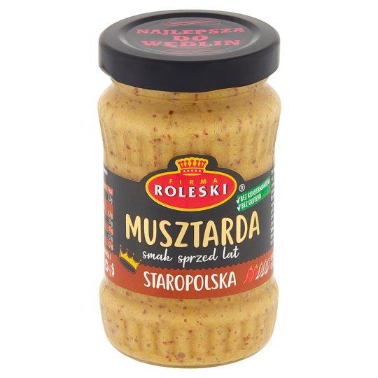 Firma Roleski Delikatesowa Old Polish Style Mustard 175 g