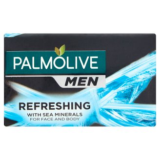 Palmolive Men Refreshing Mydło toaletowe 90 g