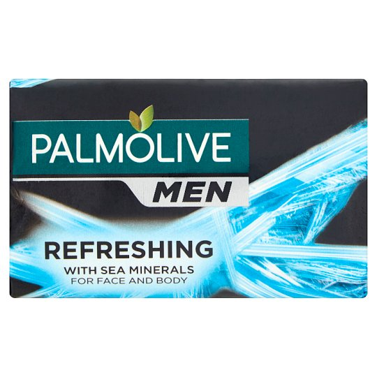 Palmolive Men Refreshing Toilet Soap 90 g