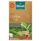 Dilmah Ceylon Gold Klasyczna czarna herbata 100 g (50 x 2 g)
