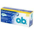O.B. ProComfort Night Normal Tampony 16 sztuk
