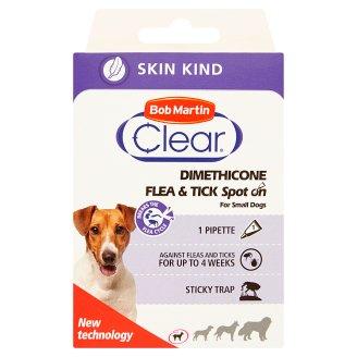 Bob Martin Clear Dimethicone Preparat dla psów oraz szczeniąt do 15 kg od 3 miesiąca życia