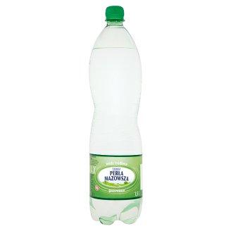 Tesco Perła Mazowsza Woda źródlana gazowana 1,5 l