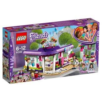 LEGO Friends Artystyczna kawiarnia Emmy 41336