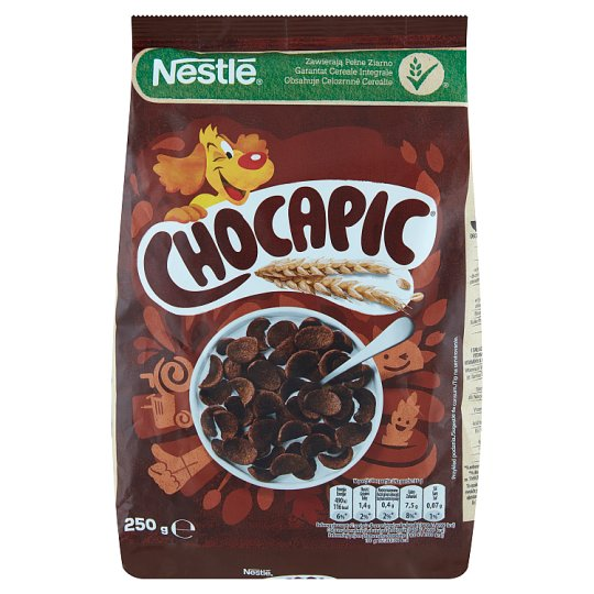 Nestlé Chocapic Chocolate Flavour Cereal 250 g