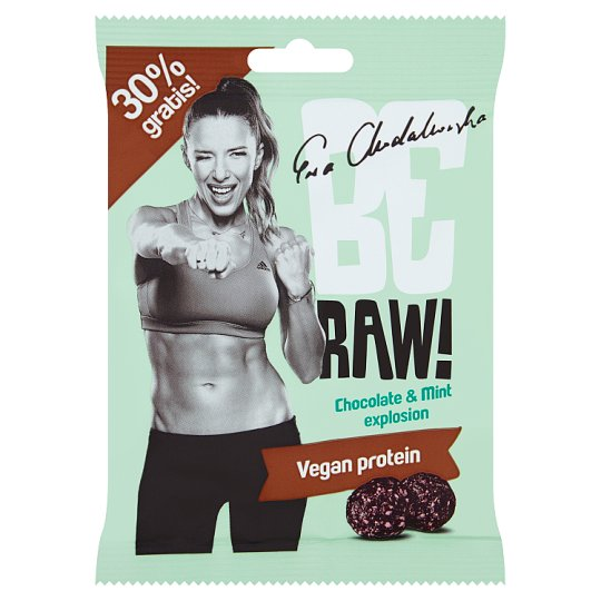 Be Raw! Chocolate Mint Explosion Balls 50 g