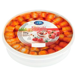 Mors Kaszubskie Style Marinated Herring Fillets 480 g
