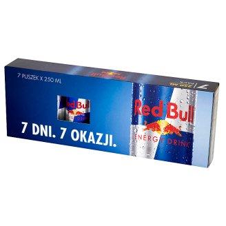 Red Bull Energy Drink 7 x 250 ml