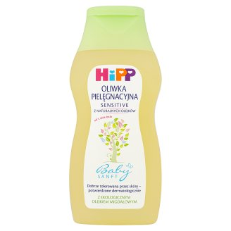 HiPP Babysanft Sensitive Caring Olive for Infants 200 ml