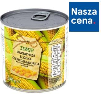 Tesco Sweetcorn 340 g
