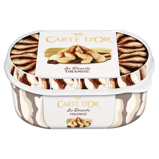 Carte D'Or Les Desserts Tiramisù Lody 900 ml