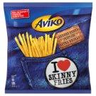 Aviko Skinny Fries Ekstra chrupiące cienkie frytki w panierce 600 g