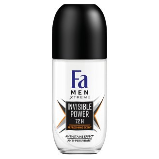 Fa Men Xtreme Invisible Anti-perspirant Roll-On 50 ml