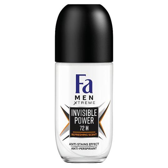 Fa Men Xtreme Invisible Antyperspirant w kulce 50 ml