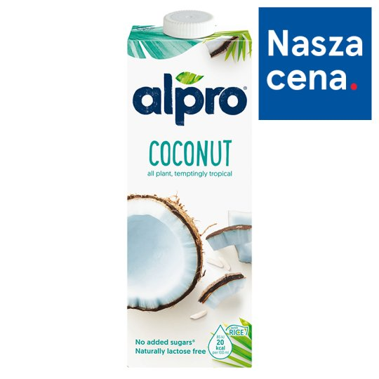 Alpro Added Rice Coconut Drink 1 L
