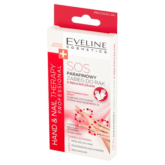 Eveline Cosmetics Hand & Nail Therapy Professional SOS
