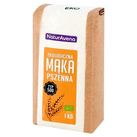 NaturAvena Wheat Organic Flour Type 500 1 kg