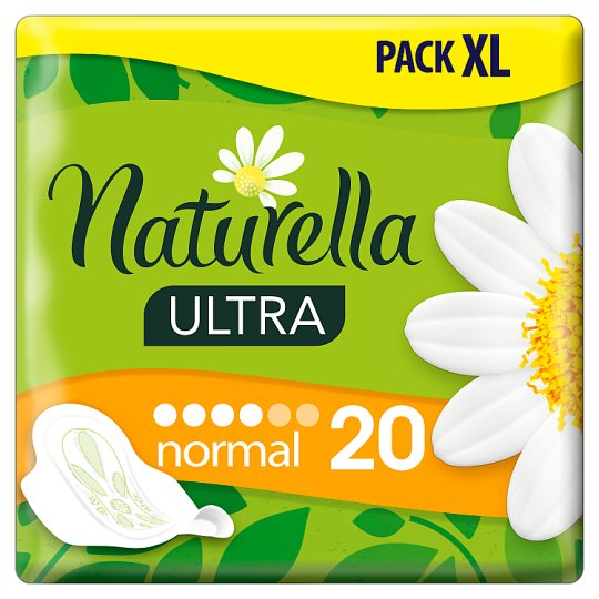 Naturella Ultra Normal Camomile Podpaski x20