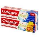 Colgate Total Whitening Toothpaste 2 x 75 ml