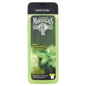 Le Petit Marseillais Mięta i Cytrusy Żel pod prysznic 3 w 1 400 ml