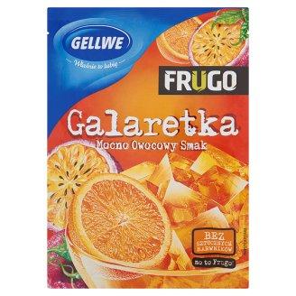 Gellwe Frugo Pomarańczowe Galaretka 75 g