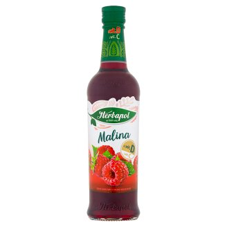 Herbapol Owocowa Spiżarnia Raspberry Fruit Syrup 420 ml