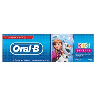 Oral-B Kids Frozen & Cars toothpaste, 2 x 75ml
