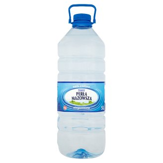 Tesco Mazovia Pear Still Spring Water 5 L