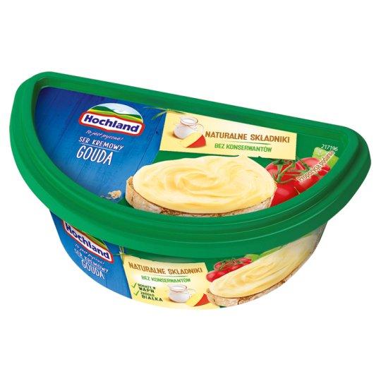 Hochland Gouda Creamy Cheese 140 g