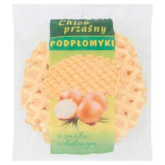 Chleb przaśny Podpłomyki o smaku cebulowym 55 g