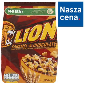 Nestlé Lion Breakfast Cereals 500 g