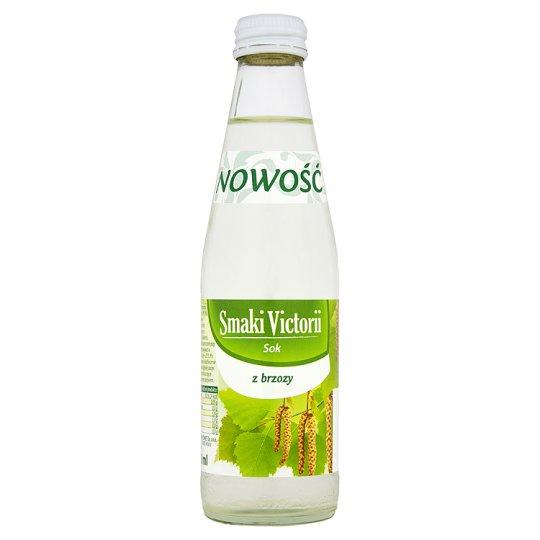 Victoria Cymes Smaki Victorii Sok z brzozy 250 ml