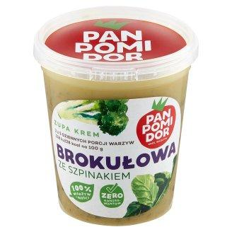 Pan Pomidor & Co Mr Broccoli & Spinach Cream Soup 400 g