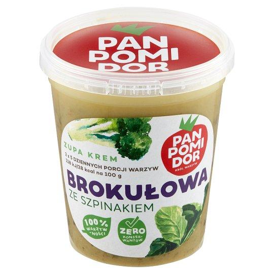 Pan Pomidor & Co Pan Brokuł & szpinak Zupa krem 400 g