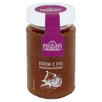 Owocowa Rozkosz Dżem z fig niskosłodzony 250 g
