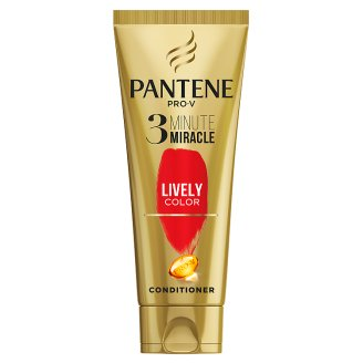 Pantene 3 Minute Miracle Color Protects For Vibrant Hair Color 200ml