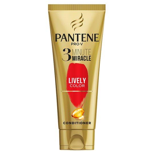 Pantene Ochrona koloru i blask 3 Minute Miracle 200ml